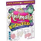 KeeblerCookies, Frosted Animal Shortbread Cookies, 13 oz Resealable Bag