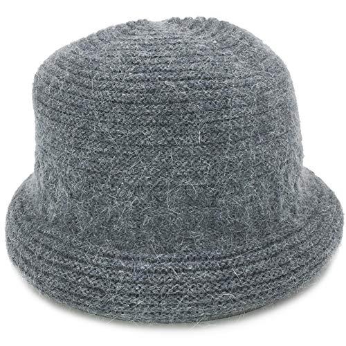 DongBao Sombrero Cloche para Mujer Invierno de los años 20 Vintage Cloche Sombreros de Iglesia...
