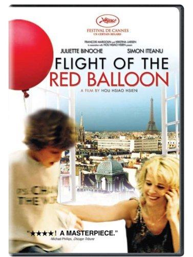 Flight of the Red Balloon by Juliette Binoche