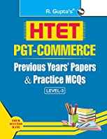 HTET (PGT- Commerce) Previous Years' Papers & Practice MCQs (Level-3)