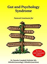 the gut and psychology syndrome book