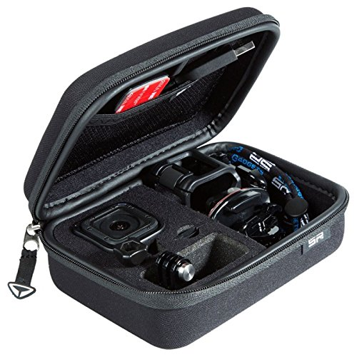 SP-Gadgets MyCase – koffer voor Hero 4 Session, maat XS, zwart