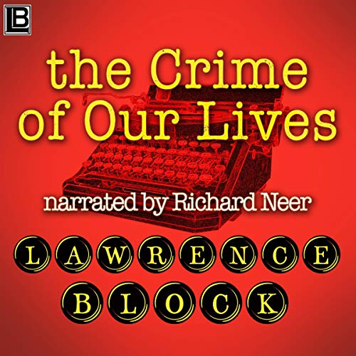 The Crime of Our Lives Titelbild
