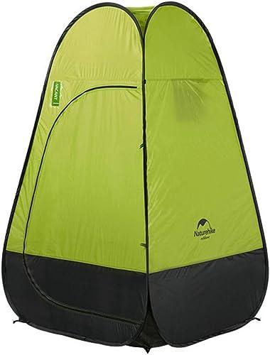 Sakuldes Une Personne Tente de Camping Tente de randonnée 4 Saisons Besoin d'assembler Une Tente pour Les Sports de Plein air avec Vert noiratre (Couleur   vert)