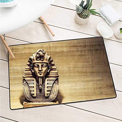 Kinhevao Egipcio Bienvenido Estera de la Puerta Piedra Fara