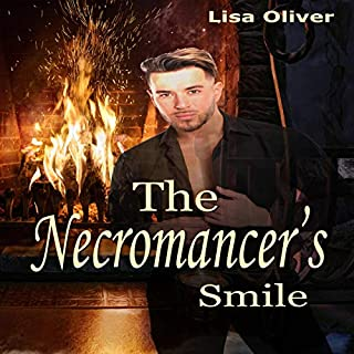 The Necromancer's Smile audiobook cover art