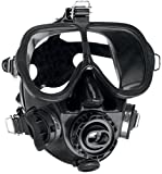 Scubapro Full Face Diving Mask, Black