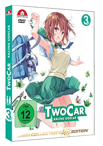Two Car - DVD 3 (Limited Collectors Edition)