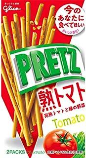 グリコ プリッツ熟トマト 60g×120個入り (1ケース)