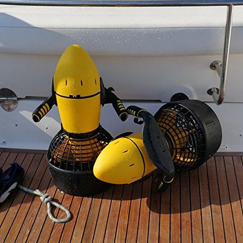 Unterwasser Scooter für bis zu 20 Meter Tiefe Bild 5*