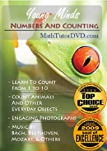 Young Minds: Numbers and Counting - Math Tutor