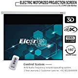 ELCOR Motorised Projector Screen