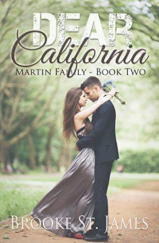 Dear California by Brooke St. James ebook deal