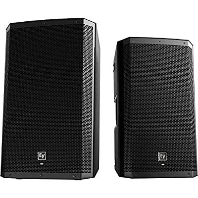 "EV Electro-Voice ZLX-15P Powered Active 15"" 2way DJ PA Speakers ZLX15P- PAIR NEW by UnAssigned"