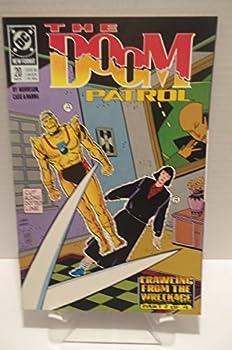 Paperback THE DOOM PATROL #20 DC COMIC BOOK 1989 Book