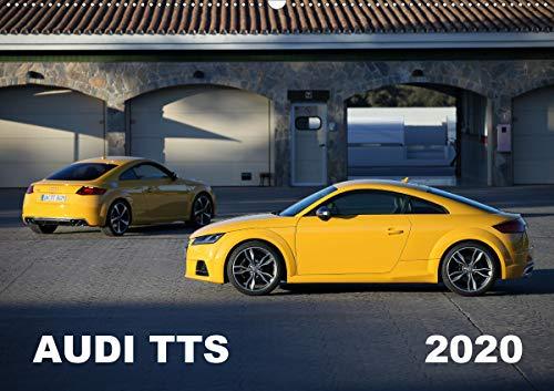 Audi TTS (Wandkalender 2020 DIN A2 quer)