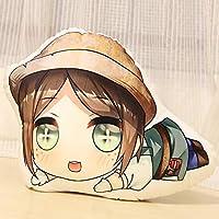 Asachi Identity V 第五人格 アイデンティティ5 抱き枕 ぬいぐるみ 着せ替え 人形 かわいい コスプレ 小物 小道具 萌えグッズ (庭師)