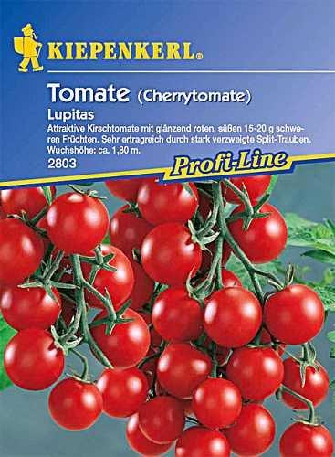 Tomaten Cherrytomaten Lupitas F1