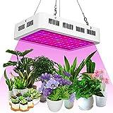 TRONMA Led Cultivo Interior 1000w Led Grow Light, Full Spectrum LED Planta Crece la luz para Plantas Crecimiento...