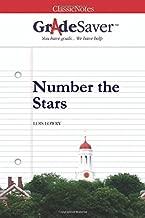 GradeSaver (TM) ClassicNotes: Number the Stars