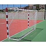 Softee 0013461 Juego Redes Fútbol, Blanco, Talla Única