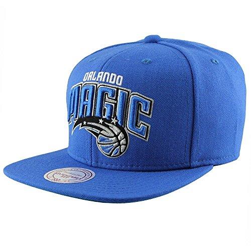 Mitchell & Ness Gorra Snapback - NBA Orlando Magic azul