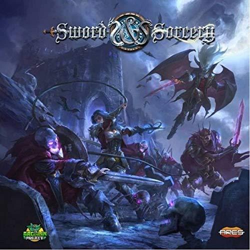 Sword & Sorcery : Verso Le TENEBRE Espansione Gioco da Tavolo in Italiano