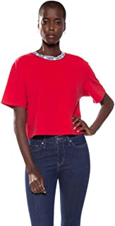 Camiseta Levis Varsity Feminino Vermelho