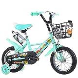 GTD-RISE Bicicleta niño Bicicleta Infantil Los niños de Bicicletas, del niño de la Bicicleta con...