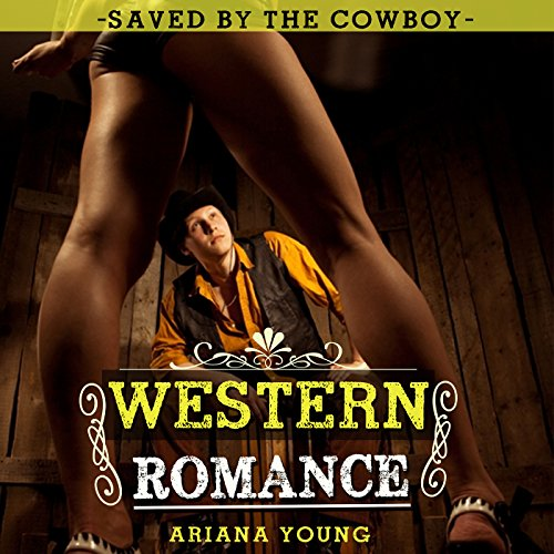 Saved by the Cowboy audiobook cover art