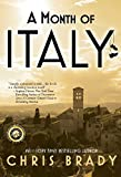 Book Cover: A Month in Italy