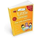 Fun with Activities II: Kindergarten Workbook: Little Genius Series: Skill Building Fun Activities
