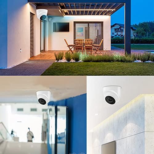Smart Camera IR, telecamera di rilevamento del movimento per uso domestico, per uffici all'aperto in luoghi all'aperto(European regulations)