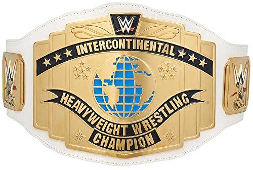 speciale per scarpa codici promozionali donna WWE Cintura campionato wrestling Intercontinental Championship 2014,  colore: bianco