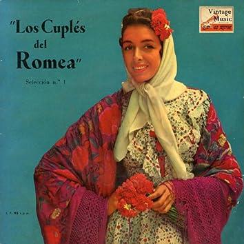"Vintage Spanish Song Nº69 - EPs Collectors ""Los Cuplés Del Romea"""