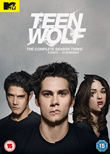 Teen Wolf Season 3 DVD [Import]