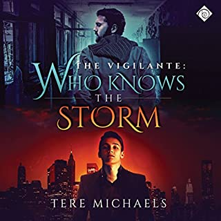Who Knows the Storm audiobook cover art