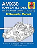 Robinson, M: AMX30 Main Battle Tank Manual: 1960-2019 (Amx30b, Amx30b2 and Derivatives) * ...
