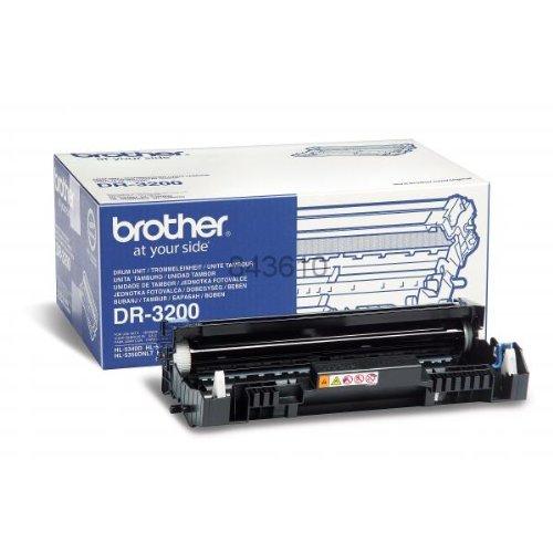 Original Brother DR-3200 Bildtrommel (ca. 25.000 Seiten) für DCP 8070, 8080, 8085, 8880, 8890; HL 5340, 5350, 5370, 5380; MFC 8370, 8380, 8880, 8885, 8890