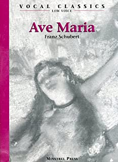 Ave Maria - Low Voice Schubert