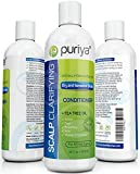 Puriya Sulfate Free Hair Conditioner with Tea Tree Oil,...