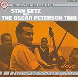 album cover: Stan Getz and the Oscar Peterson Trio