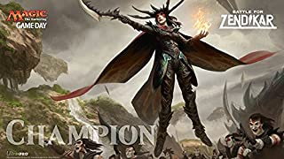 MTG Battle for Zendikar Game Day Champion Playmat Mouse Pad Placemat Gameday New