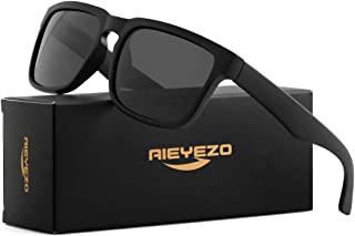 Men's Polarized Sunglasses for Outdoor Sports Stylish Cool Party Optic Sun Glasses 100% UV400 Protection