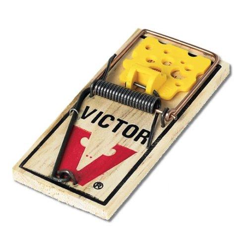 Victor Rat Traps M326 (9Traps) VST010