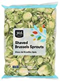 365 by Whole Foods Market, Produce - Packaged Vegetables, Brussel Sprouts - Shaved, 12 oz