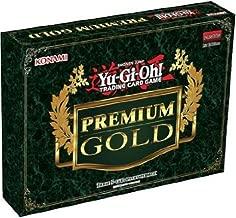 YuGiOh 2014 Factory Sealed Premium GOLD Mini Box
