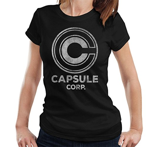 Capsule Corp Dragon Ball Z Women's T-Shirt