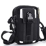 Fanspack Outdoor Waist Bag Drop Bag Multifunctional Leg Bag with Shoulder Strap