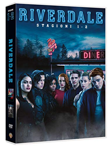 Locandina Riverdale S 1-2 (Box 7 Dv)
